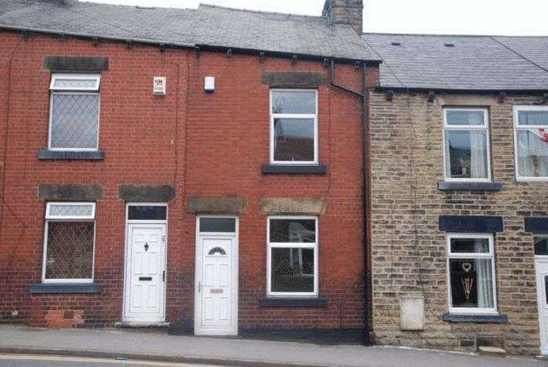 2 Bedrooms Terraced House for sale in Park Road, Worsbrough, Barnsley