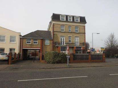 1 Bedroom Flat for sale in Carnarvon Road, Clacton-On-Sea, Essex