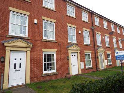 House for sale in Carter Close, Nantwich, Cheshire