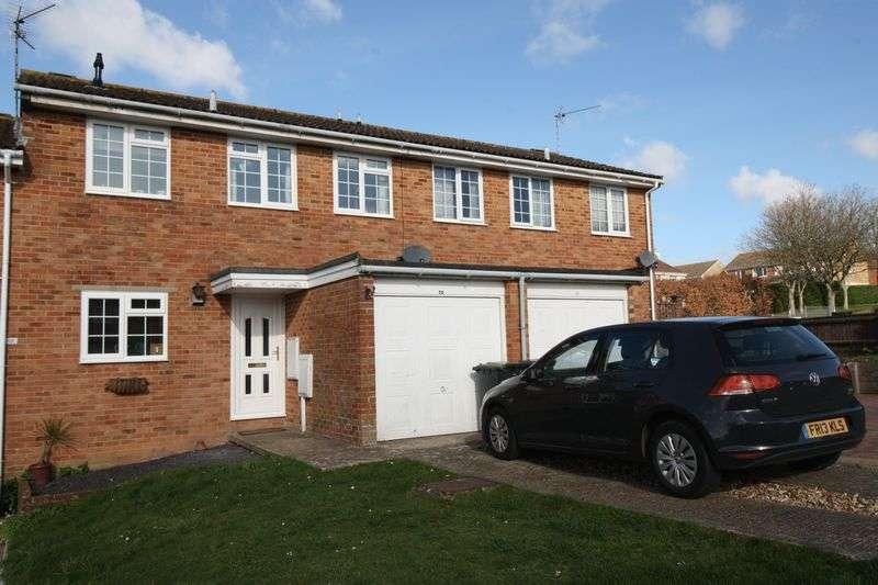 3 Bedrooms Terraced House for sale in Lockeridge Close, Blandford Forum