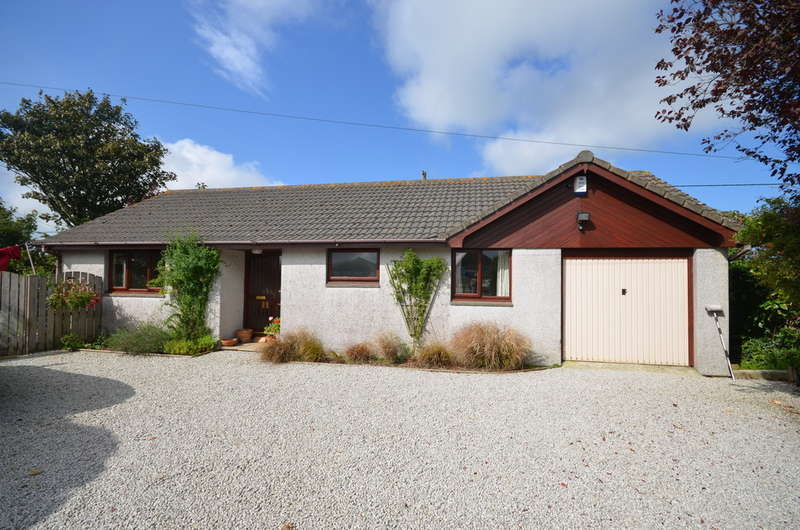 3 Bedrooms Detached Bungalow for sale in Chiverton Cross, Blackwater, Truro