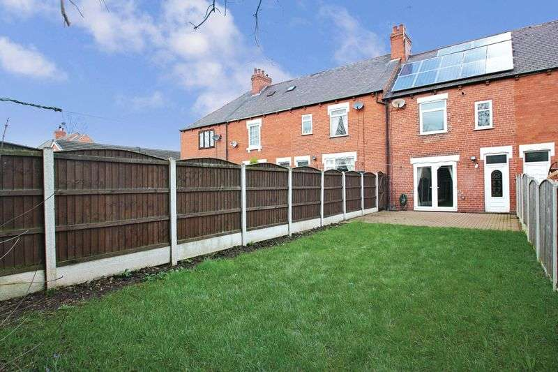 3 Bedrooms Terraced House for sale in Pontefract