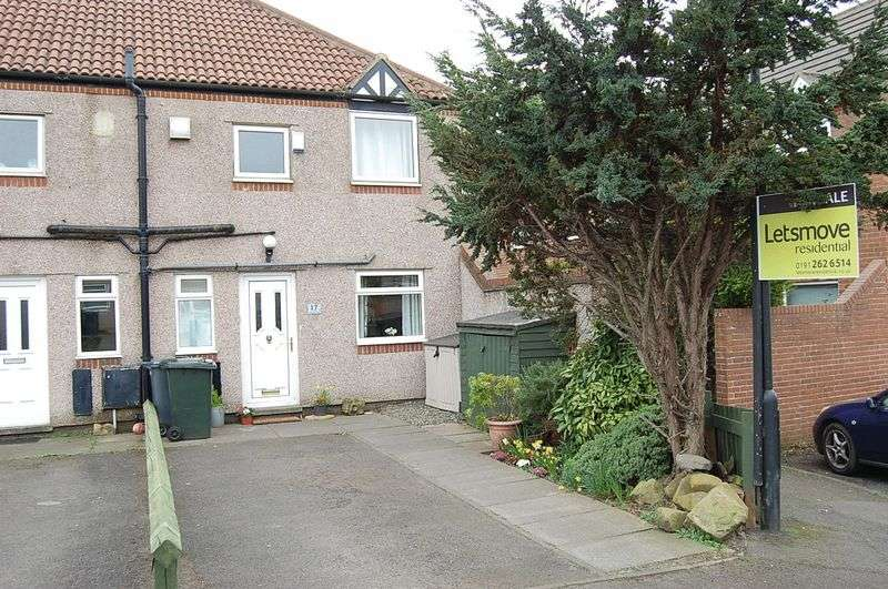 2 Bedrooms Terraced House for sale in Octavia Court, Wallsend