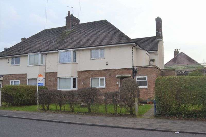 2 Bedrooms Flat for sale in Wango Lane, Aintree