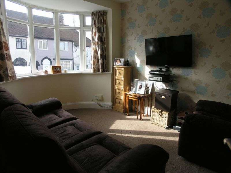 3 Bedrooms Terraced House for sale in Corser Street, Dudley