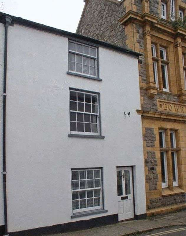 4 Bedrooms Terraced House for sale in Fore Street, Moretonhampstead