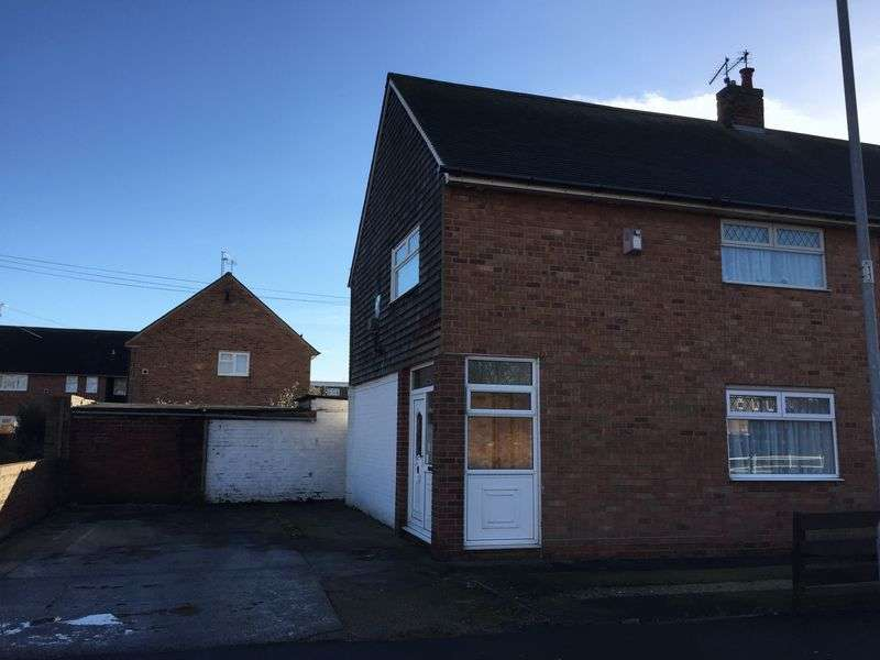 3 Bedrooms Semi Detached House for sale in Kilnwick Avenue, Hull