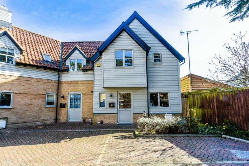 3 Bedrooms Terraced House for sale in Mill Mews, Mill Hill, Newmarket, CB8