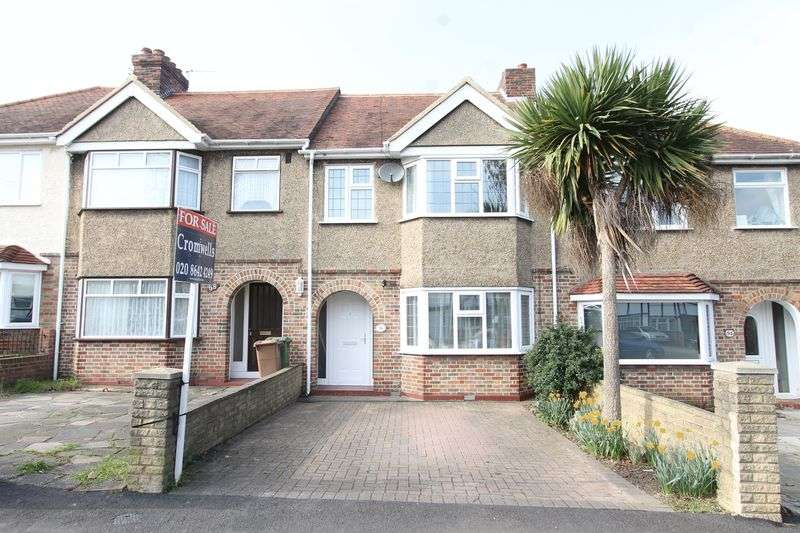 3 Bedrooms Terraced House for sale in Frederick Road, Sutton