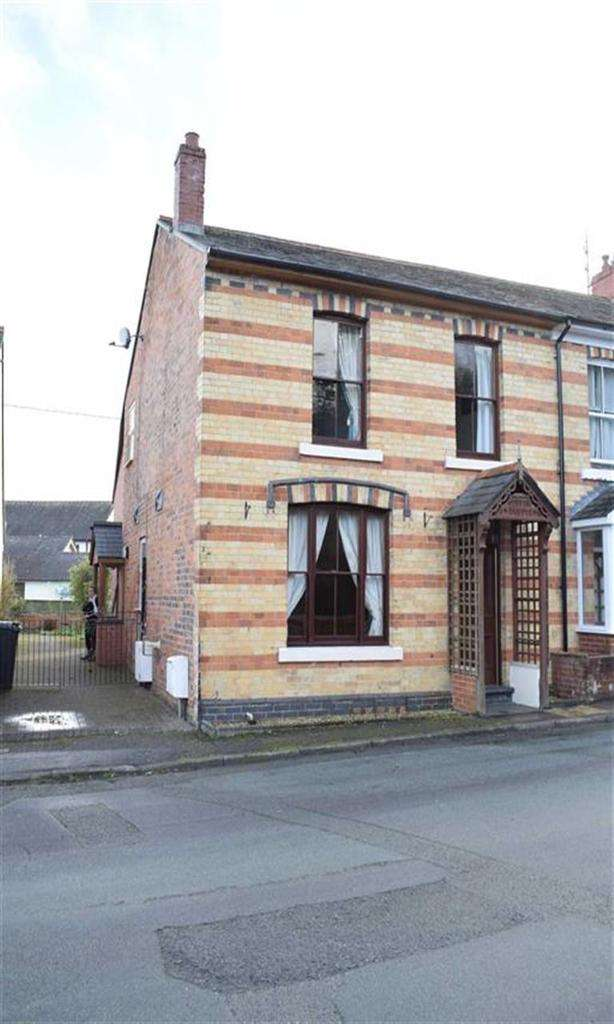 3 Bedrooms Semi Detached House for sale in Severn Grove, Woodlands Road, Llanidloes, Powys, SY18