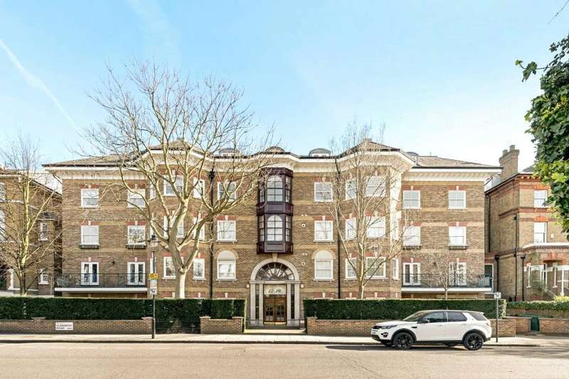 3 Bedrooms Flat for sale in Elsworthy Road, Primrose Hill, London, NW3