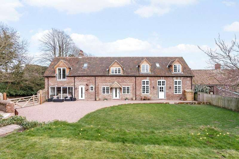 4 Bedrooms House for sale in How Caple, Hereford, HR1