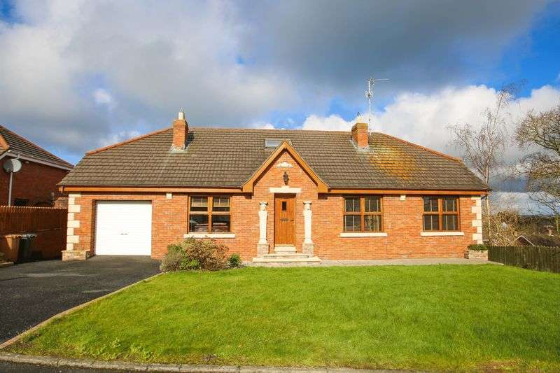 4 Bedrooms Detached House for sale in 60 Brentwood Park, Richhill