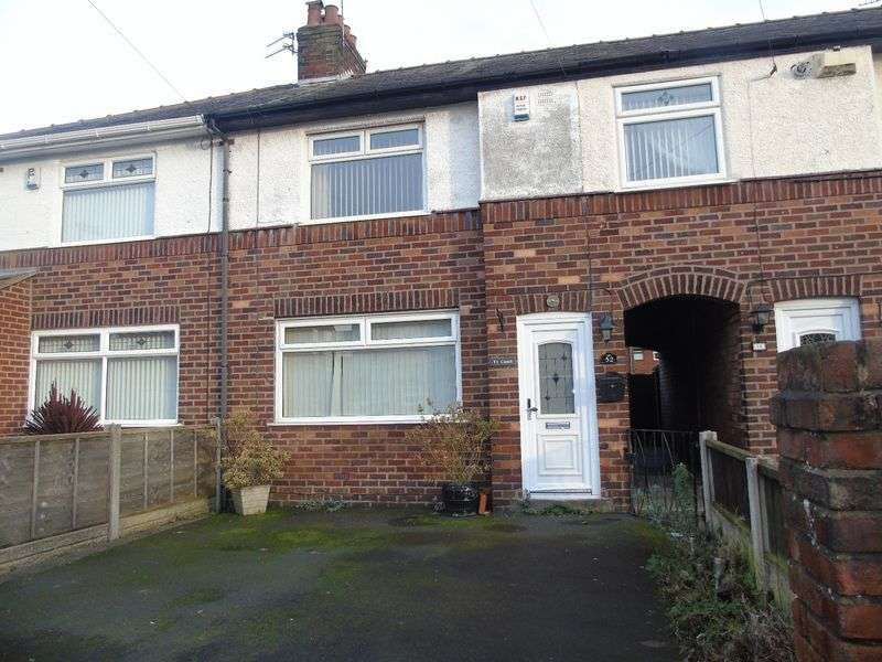 2 Bedrooms Terraced House for sale in Sinclair Avenue, Prescot