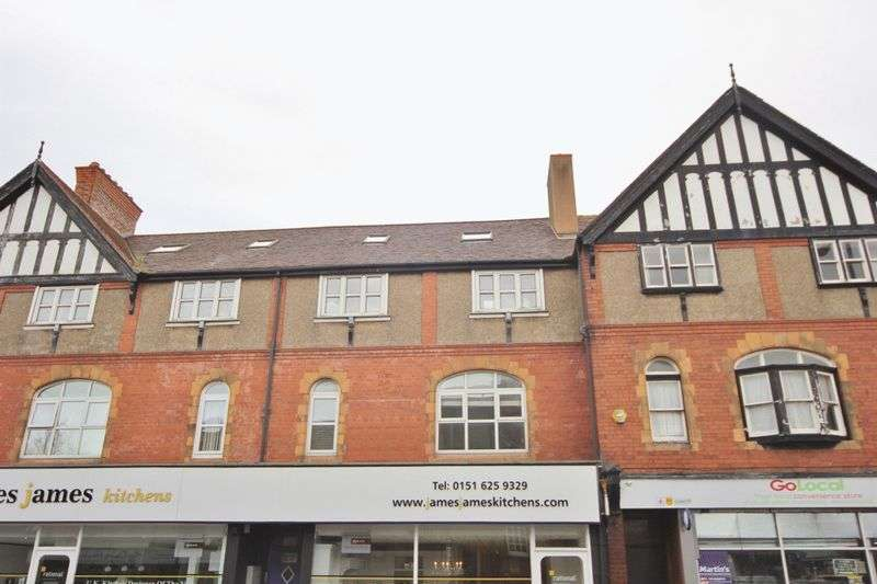 3 Bedrooms Flat for sale in Grange Road, West Kirby, Wirral