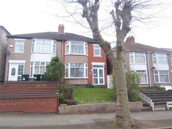 3 Bedrooms Semi Detached House for sale in Barker Butts Lane, Coundon, Coventry