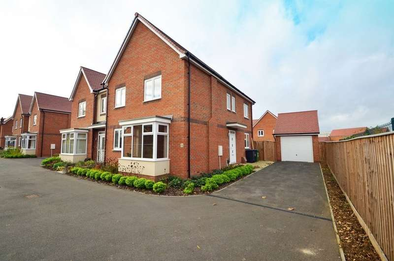 4 Bedrooms Semi Detached House for sale in Levis Close, Rugby