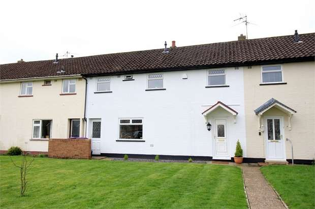 3 Bedrooms Terraced House for sale in Court Farm Close, Llantarnam, Cwmbran