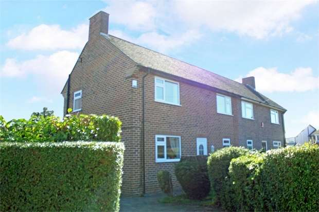 5 Bedrooms Semi Detached House for sale in Hillside Drive, Long Eaton, Nottingham, Derbyshire