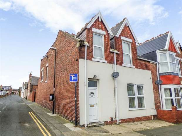4 Bedrooms End Of Terrace House for sale in Chatsworth Street, Sunderland, Tyne and Wear