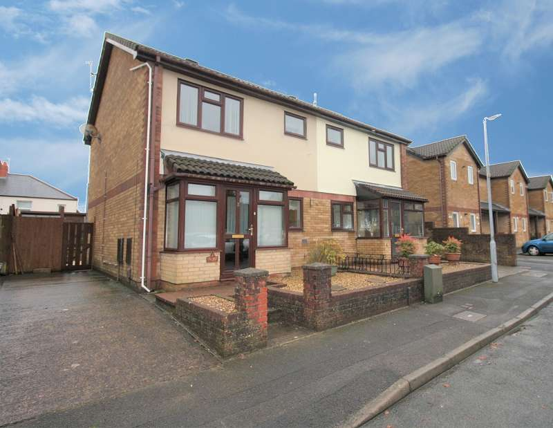 3 Bedrooms Semi Detached House for sale in Bailey Close, Fairwater, Cardiff. CF5 3BJ