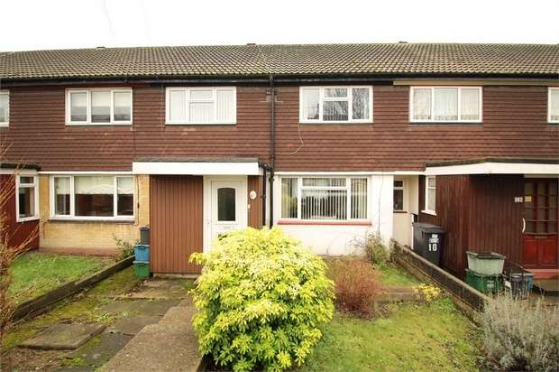 3 Bedrooms Terraced House for sale in Pridham Road, Thornton Heath, Surrey