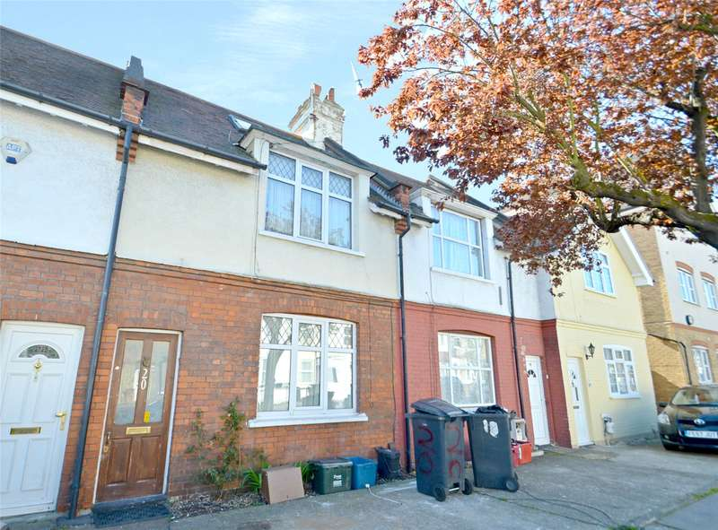 3 Bedrooms Terraced House for sale in Hastings Road, Croydon