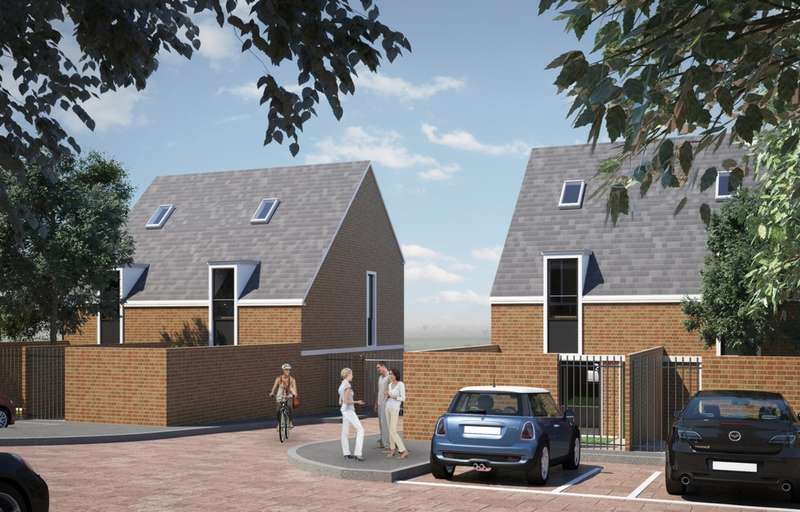 3 Bedrooms Town House for sale in Stanley Road, Sandhills Village, L5