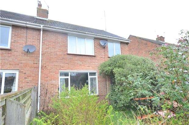 3 Bedrooms Semi Detached House for sale in Hawkins Way, Wootton, Abingdon, Oxfordshire, OX13 6LB