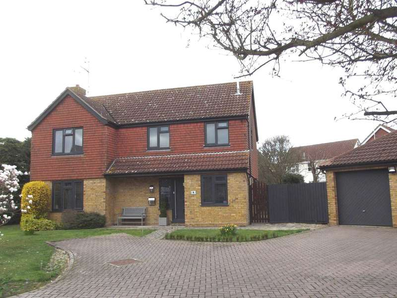 4 Bedrooms Detached House for sale in Narvik Close, Maldon