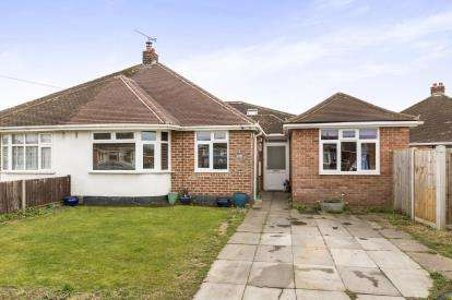 3 Bedrooms Bungalow for sale in Havelock Road, Hucclecote, Gloucester, Gloucestershire