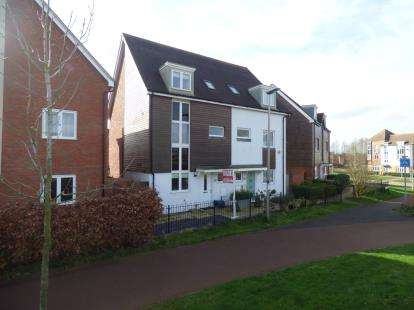 5 Bedrooms Semi Detached House for sale in Watercress Way, Broughton, Milton Keynes, Bucks