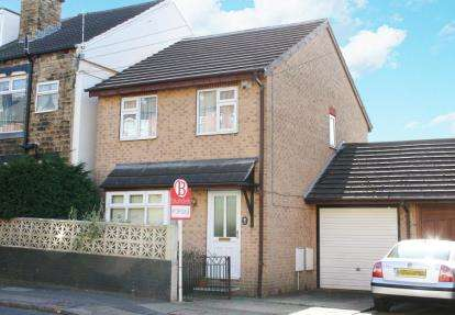3 Bedrooms Link Detached House for sale in City Road, Sheffield, South Yorkshire