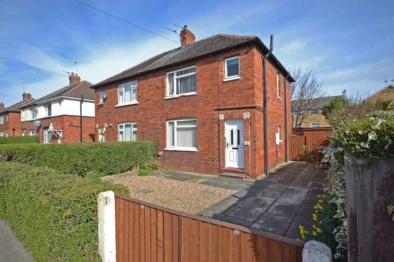 3 Bedrooms Semi Detached House for sale in George-A-Green Road, Wakefield