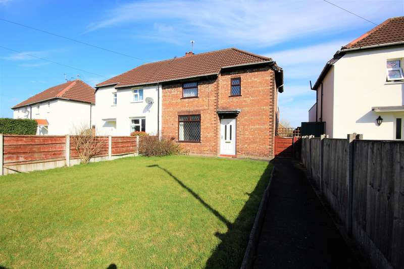 3 Bedrooms Semi Detached House for sale in Danefield Road, Northwich, CW9