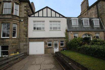3 Bedrooms Terraced House for sale in Victoria Place, Stirling