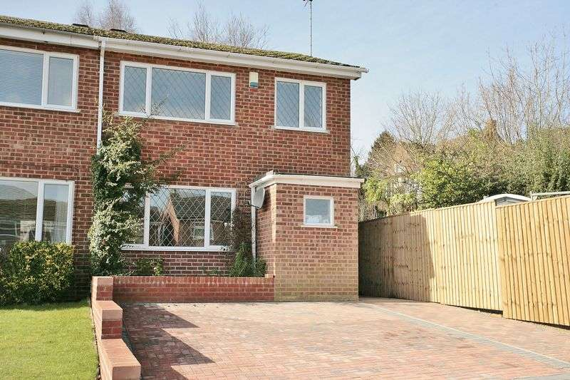 3 Bedrooms Semi Detached House for sale in High Acres, Banbury.