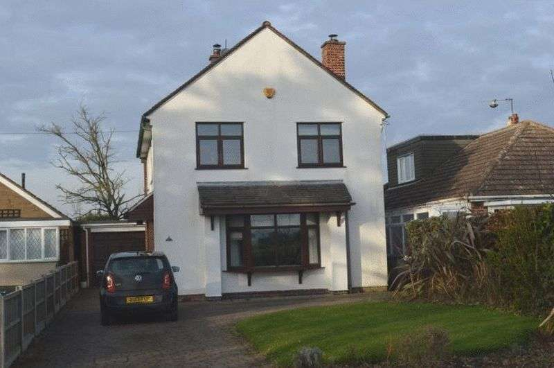 3 Bedrooms Detached House for sale in Hinckley Road, Stoke Golding