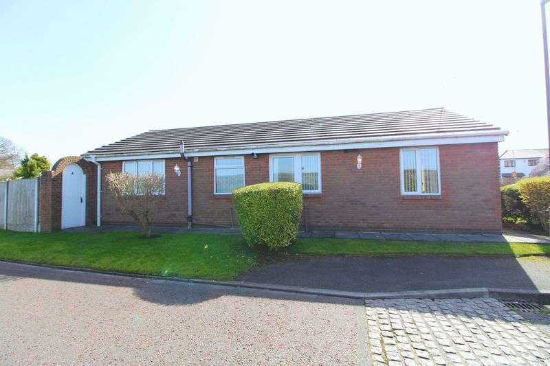 3 Bedrooms Detached Bungalow for sale in Meadowbrook, Burscough, Ormskirk