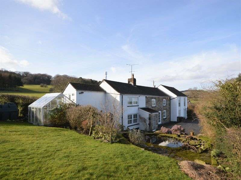3 Bedrooms Detached House for sale in Upper Llanover, Abergavenny