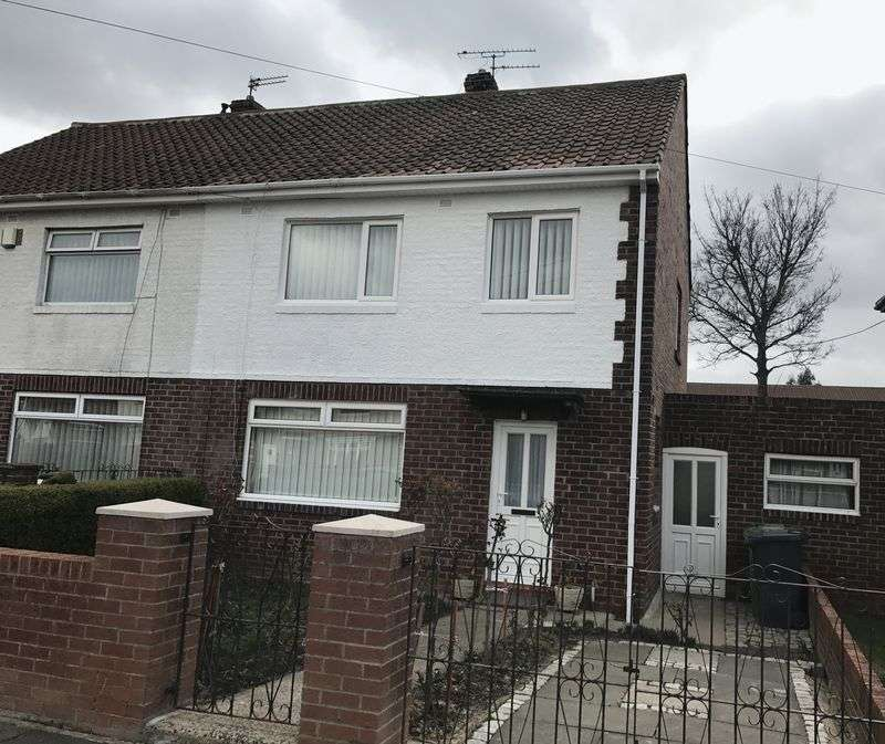 3 Bedrooms Semi Detached House for sale in Perth Avenue, Jarrow
