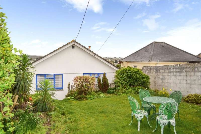 2 Bedrooms Detached Bungalow for sale in Pentowan Road, Hayle, Cornwall