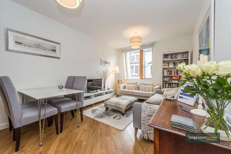 1 Bedroom Flat for sale in Scholars House, Glengall Road, London, NW6 7GF