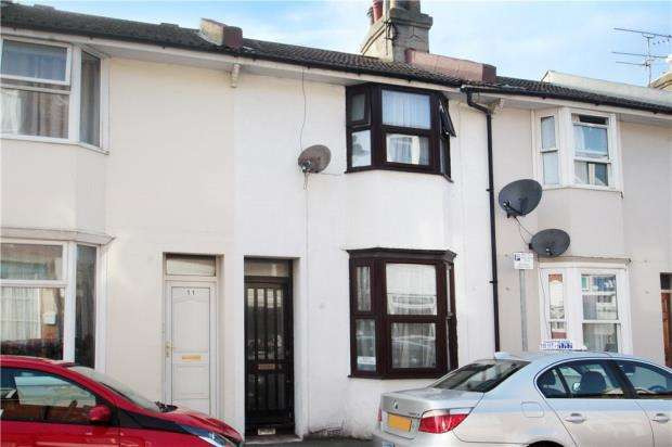 2 Bedrooms Terraced House for sale in Bayford Road, Littlehampton, BN17