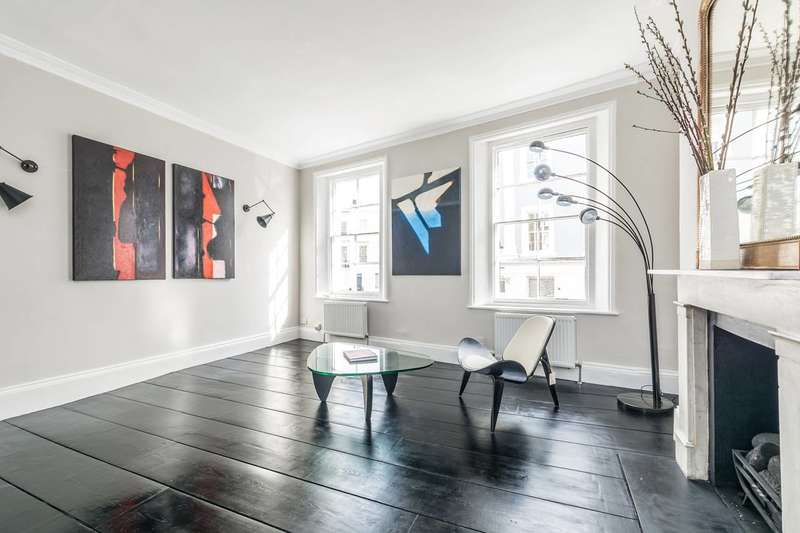 2 Bedrooms Maisonette Flat for sale in Penzance Place, Holland Park, W11