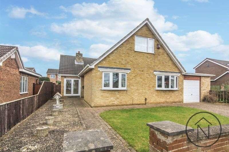 3 Bedrooms Detached House for sale in Clyde Gardens, Billingham