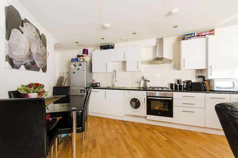 2 Bedrooms Flat for sale in Walton Avenue, South Harrow, HA2