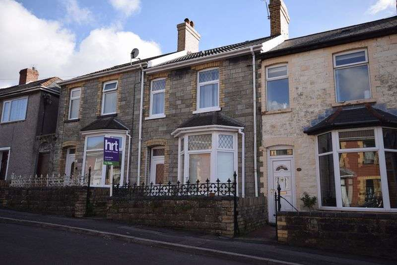 2 Bedrooms Terraced House for sale in Charles Street, Bridgend