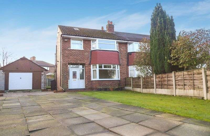 4 Bedrooms Semi Detached House for sale in Barnard Avenue, Whitefield