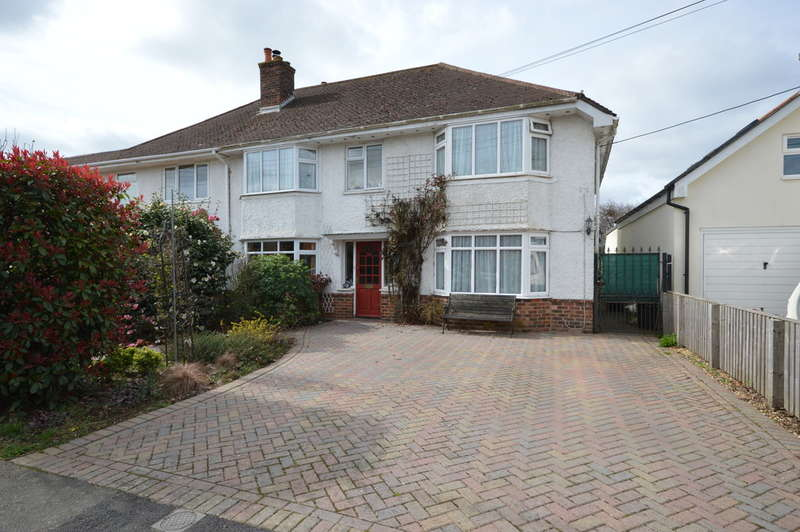 5 Bedrooms Semi Detached House for sale in Vincent Road, New Milton